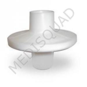 Filtr do spirometrii jednorazowego użytku, przeciwbakteryjny - 2794086827