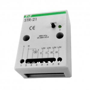 Sterownik rolet STR-21 230V dwuprzyciskowy natynkowy / w kasecie rolety F&F 1511 - 2826608757