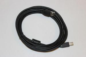 Kabel USB 2,0 A-B HQ 3,0m - do drukarki skanera urzadzenia wielofunkcyjnego - 2827557343