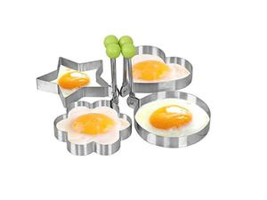 FOREMKI DO SADZONYCH JAJEK - STALOWE Forma stalowa do jajek sadzonych - 2869074181