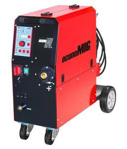 ECONOMIG 370 4x4 DIGITAL półautomat spawalniczy Badek - 2832112442