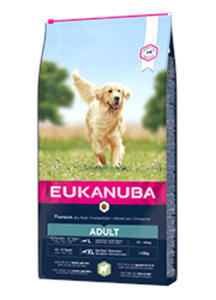EUKANUBA ADULT LARGE BREED LAMB and RICE 2x12 kg - 2856565577