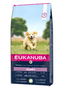 EUKANUBA PUPPY SMALL / MEDIUM LAMB and RICE 2x12 kg