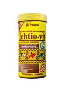 TROPICAL ICHTIO-VIT POKARM DLA RYB 500 ml - 2833968919