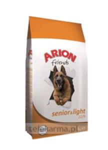 ARION FRIENDS SENIOR & LIGHT 22/9 3 kg - 2844529238