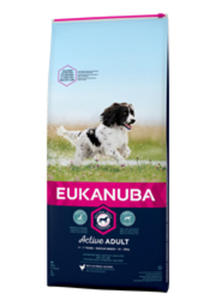 EUKANUBA ADULT MEDIUM BREED 3 kg - 2846460194