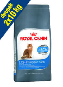 ROYAL CANIN FELINE LIGHT WEIGHT CARE 2x10 kg - 2852427552