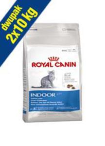 ROYAL CANIN FELINE INDOOR 27 2x10 kg - 2858402602