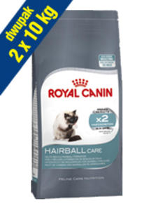 ROYAL CANIN FELINE HAIRBALL CARE 2x10 kg - 2852427554