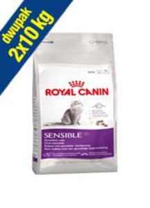 ROYAL CANIN FELINE SENSIBLE 33 2x10 kg - 2844529417