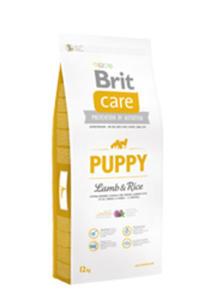 BRIT CARE PUPPY LAMB & RICE 12 kg - 2863984581