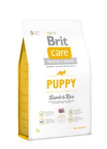 BRIT CARE PUPPY LAMB & RICE 3 kg - 2858952308