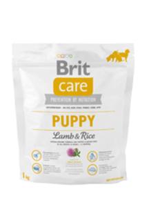 BRIT CARE PUPPY LAMB & RICE 1 kg
