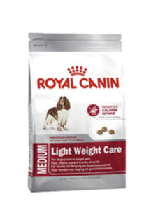ROYAL CANIN MEDIUM LIGHT WEIGHT CONTROL 3 kg - 2836911106