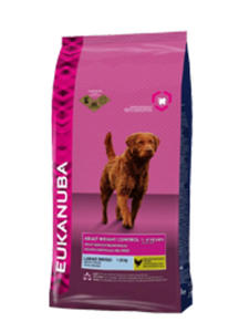EUKANUBA ADULT LARGE BREED WEIGHT CONTROL 15 kg - 2855963597
