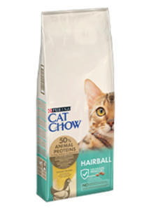 CAT CHOW ADULT SPECIAL CARE HAIRBALL CONTROL 1,5 kg - 2847503251