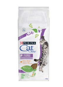 CAT CHOW ADULT SPECIAL CARE HAIRBALL CONTROL 15 kg - 2845439737