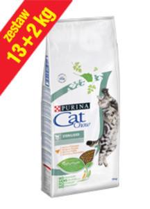 CAT CHOW ADULT SPECIAL CARE STERILIZED 13+2kg gratis - 2855963844