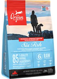 ORIJEN 6 FISH KARMA DLA PSA 2 kg - 2857855614
