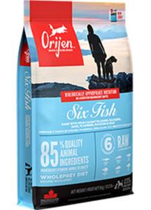 ORIJEN 6 FISH KARMA DLA PSA 6 kg - 2858402443