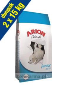 ARION FRIENDS JUNIOR 30/14 2x15 kg - 2836721516