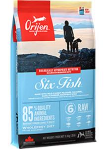 ORIJEN 6 FISH KARMA DLA PSA 2x11,4kg - 2852569674