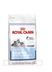 ROYAL CANIN MAXI STARTER MOTHER&BABYDOG 15 kg - 2858402400