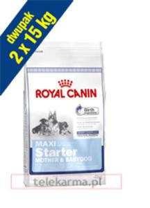 ROYAL CANIN MAXI STARTER MOTHER&BABYDOG 2x15 kg - 2858402390