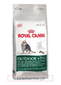 ROYAL CANIN FELINE OUTDOOR +7 2 kg - 2857855644