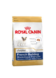 ROYAL CANIN BREED FRENCH BULLDOG JUNIOR 1 kg - 2835255155