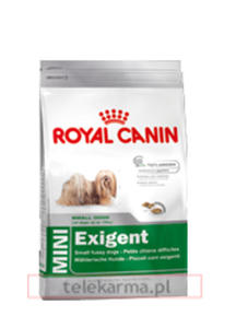 ROYAL CANIN MINI EXIGENT 4 kg - 2852427312