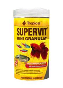 TROPICAL SUPERVIT MINI GRANULAT POKARM DLA RYB 100 ml - 2825200250