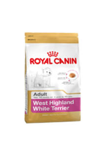 ROYAL CANIN BREED WEST HIGHLAND WHITE TERRIER 3 kg - 2836721535