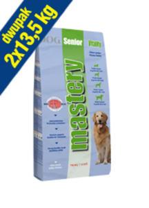 MASTERY DOG SENIOR VITALITY 2x13,5 kg - 2857855448
