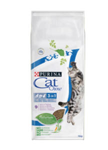 CAT CHOW ADULT SPECIAL CARE 3w1 15 kg - 2847254459