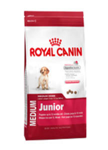 ROYAL CANIN MEDIUM JUNIOR 15 kg - 2844529140