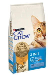 CAT CHOW ADULT SPECIAL CARE 3w1 1,5 kg - 2843397204