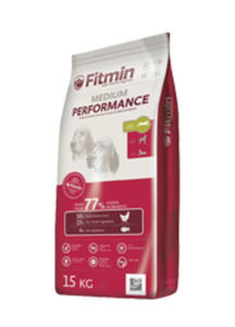 FITMIN PROGRAM MEDIUM PERFORMANCE 15 kg - 2846460173