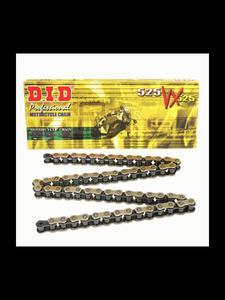 SUZUKI GSX-R 600 [06-10] zestaw napędowy DID525 VX ZŁOTY PRO - STREET (X-ring super - wzmocniony, złoty) zębatki SUNSTAR - DID525 VX ZŁOTY - 2832666755