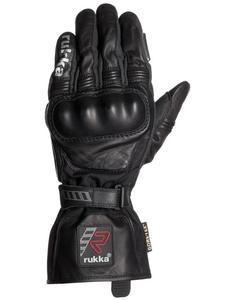 Rękawice motocyklowe damskie Rukka GTX Vilma - czarne - 2832669109