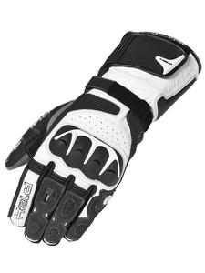 Rękawice HELD EVO-THRUX - Black/white - 2832669256