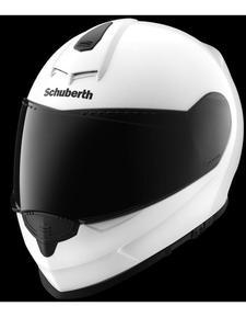 Kask Schuberth S2 biały połysk - 2832669469