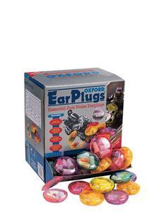 Zatyczki do uszu w opakowaniu 4 szt. - 2832669575