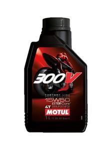 Motul 300V 4T Factory Line / Double Ester SAE 15W50 1L - 2832663200