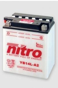 Akumulator kwasowy Nitro Y50-N18L-A3 (12-Voltowy) - 2832663229