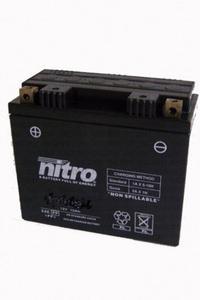 Akumulator Bezobsługowy Nitro YTX14-BS - 2832663257