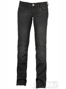 Damskie Spodnie Motocyklowe Mottowear Kira X Grey - 2832669707