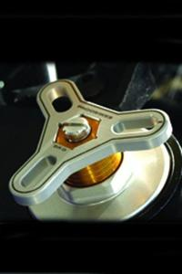 Regulatory sprężyn widełek Proobikes PBVR05 - aluminium - 2832663657