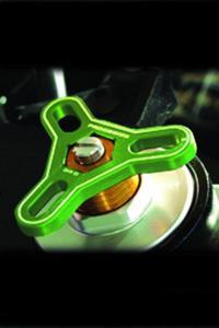 Regulatory sprężyn widełek Proobikes PBVR06 - green - 2832663667