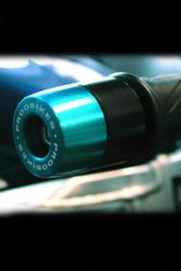 Uniwersalne odważniki kierownicy Proobikes BOZ POWER - Blue - 2832663709